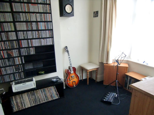 Richard Mackman Guitar and Bass Tuition Peterborough