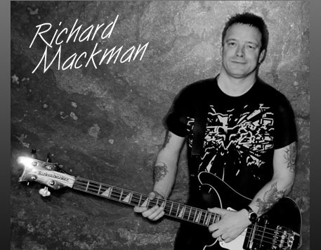 Guitar Teacher Peterborough Richard Mackman
